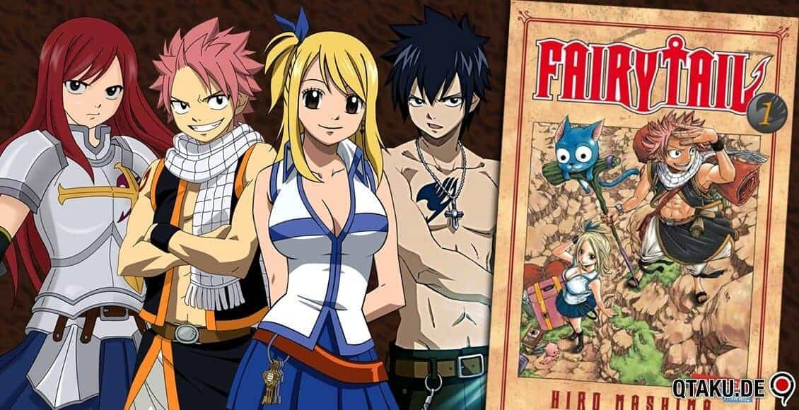 fairy-tail-manga-review